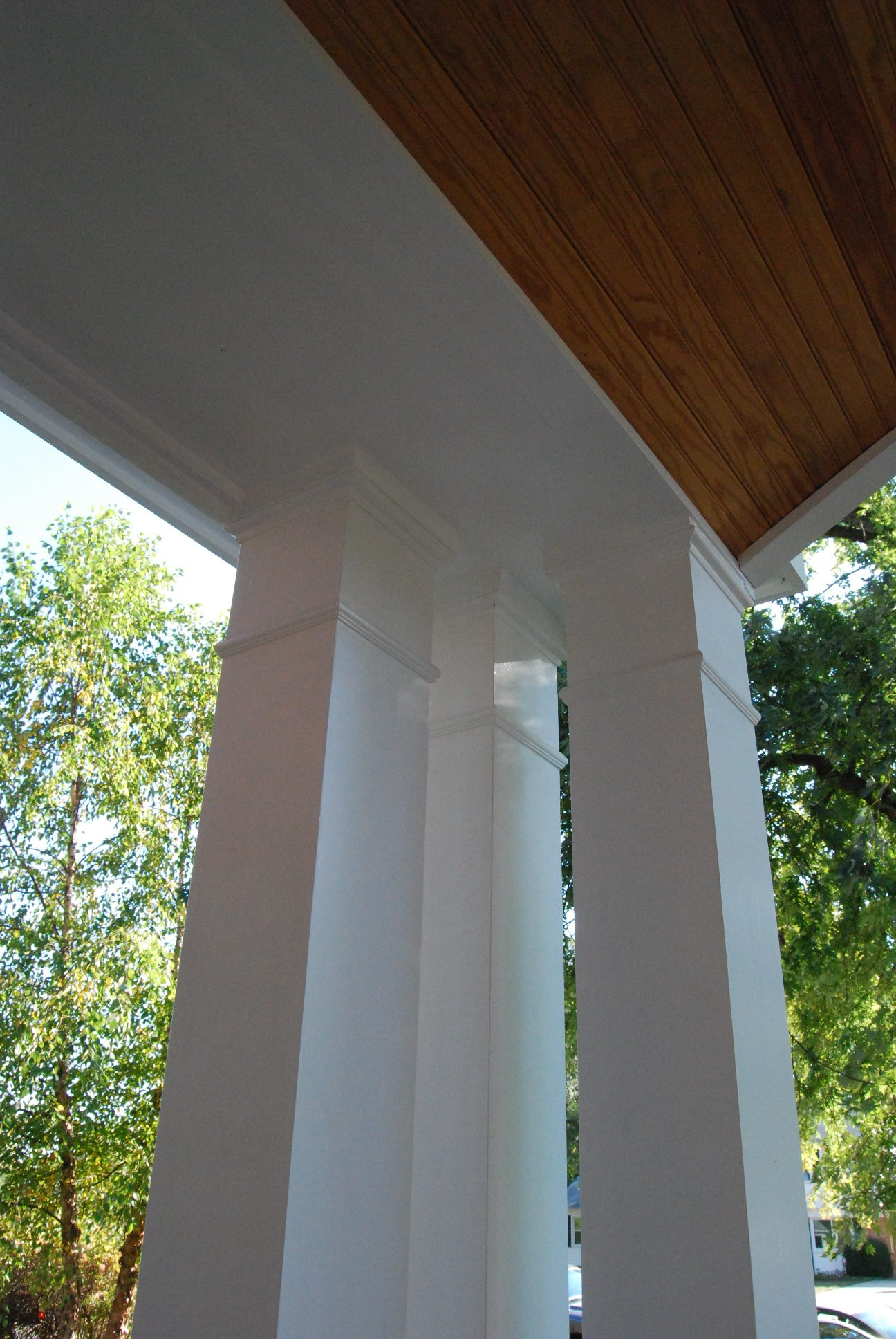 Portico After